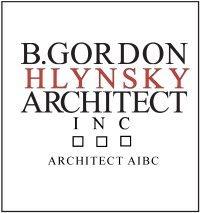 B. Gordon Hlynsky Architect Inc Logo