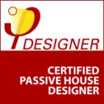 Certified Passive House Designer Badge