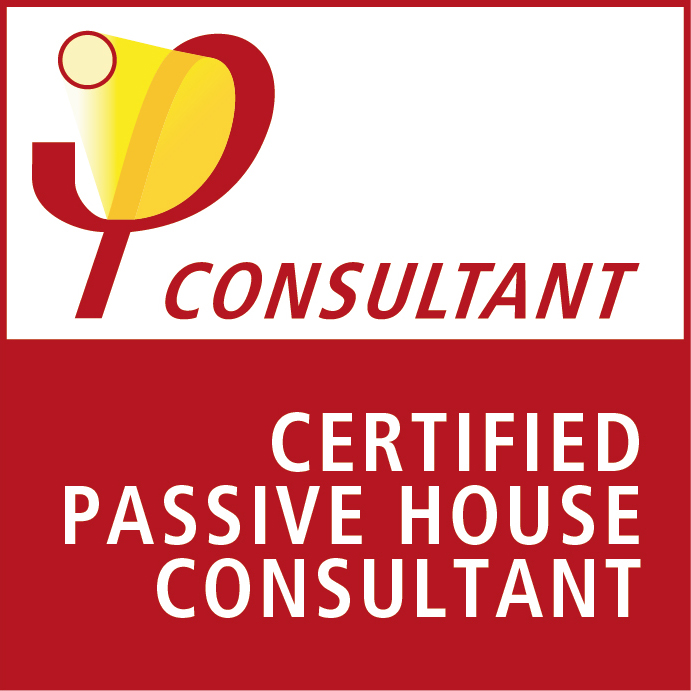 Certified Passive House Consultant Badge